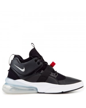 AH6772-001 Nike Air Force 270 Schoenen - Zwart/Chrome/Wit/Rood