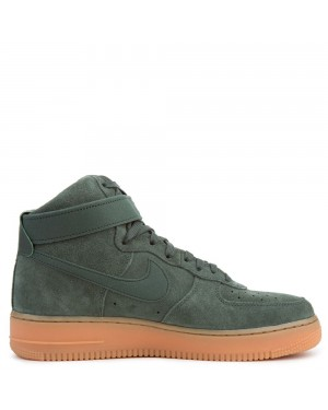 AA1118-300 Nike Air Force 1 High '07 LV8 Suede - Groen/Groen