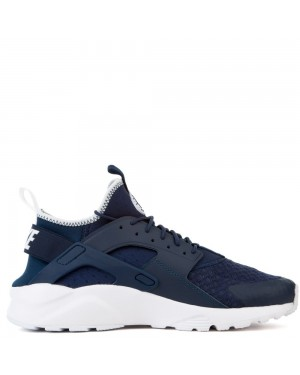 819685-406 Nike Air Huarache Run Ultra - Midnight Navy/Obsidian-Wit