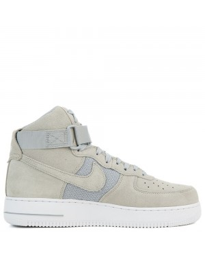 315121-041 Nike Air Force 1 High '07 - Pure Platinum/Grijs-Wit