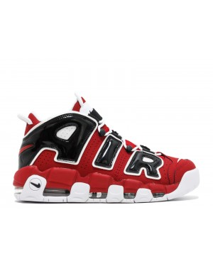 Nike Air More Uptempo '96 Rood/Wit/Zwart 921948-600