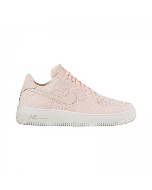 Nike Air Force 1 Flyknit Low Heren Sunset Tint/Sail 817419-601