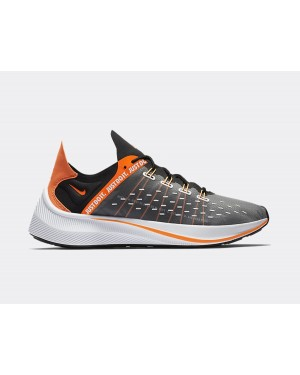 AO3095-001 Nike EXP-X14 SE Just Do It - Zwart/Oranje-Wit-Grijs