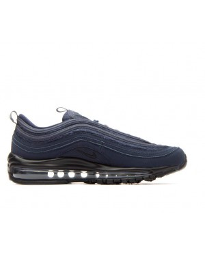 921522-403 Nike Air Max 97 GS Schoenen - Obsidian/Zwart-Midnight Navy