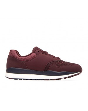 371740-601 Nike Air Safari - Burgundy/Burgundy-Obsidian