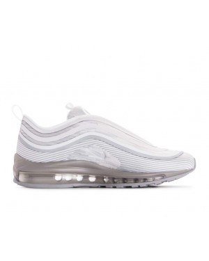 918356-008 Nike Air Max 97 Ultra Schoenen - Pure Platinum/Pure Platinum