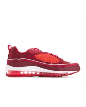 AO9380-600 Nike Air Max 98 SE Schoenen - Rood/Rood