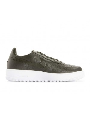 finest selection da240 199c0 818735-300 Nike Air Force 1 Ultraforce Schoenen - GroenWit ...