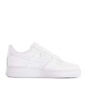 AH0287-100 Nike Dames Air Force 1 '07 Schoenen - Wit/Wit