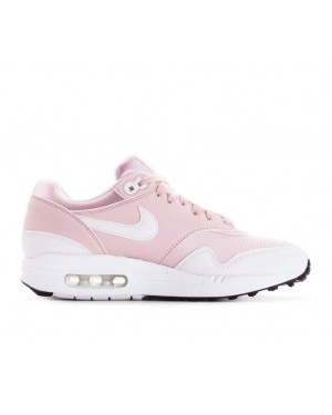 319986-607 Nike Dames Air Max 1 Schoenen - Barely Rose/Wit