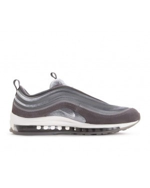 AH6805-001 Nike Dames Air Max 97 Ultra LX - Gunsmoke/Wit