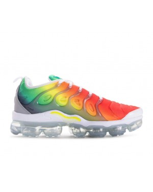 924453-103 Nike Air Vapormax Plus Schoenen - Mulitcolor/Wit