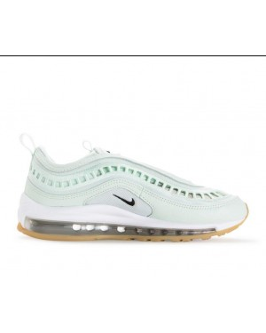 AO2326-300 Nike Dames Air Max 97 Ultra SI Schoenen - Barely Groen/Wit