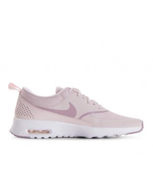 599409-612 Nike Dames Air Max Thea Schoenen - Barely Rose/Elemental Rose/Wit