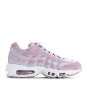 AA1103-600 Nike Dames Air Max 95 LX - Particle Rose/Particle Rose-Grijs